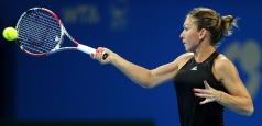 Turneul Campioanelor: Învinsă de Ana Ivanovic, Simona Halep se califică în semifinale