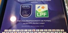 Liga Profesionistă de Fotbal, oficial în EPFL