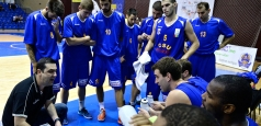 Liga Națională: CSU Sibiu, victorie in extremis cu CSM U Oradea