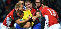 Canada se pregătește pentru partida test cu România
