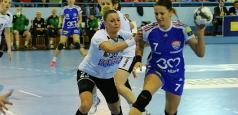 Liga Campionilor: HCM Baia Mare - Larvik 23-24