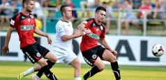 Liga I: Gaz Metan Mediaş - Universitatea Cluj, scor 1-1
