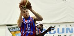 Liga Națională: Steaua, victorie în prelungiri cu Oradea