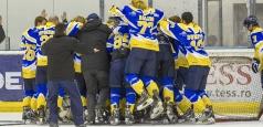 Liga MOL: Victorie în prelungiri pentru Corona Brașov