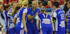 Liga Campionilor: Larvik - HCM Baia Mare 31-26