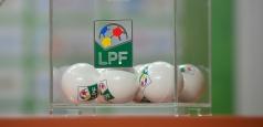 S-au stabilit sferturile de finală ale Cupei Ligii