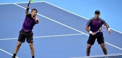 Tecău şi Rojer, învinşi de fraţii Bryan la Turneul Campionilor
