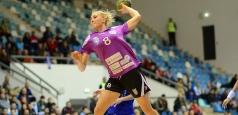 Cupa EHF: Corona Brașov, victorioasă în prima manșă a turului 3