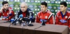 """Anghel Iordănescu: """"Vreau revanșa cu Danemarca, dar și să debutez jucători în echipă"""""""