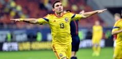 Meci amical: România - Danemarca 2-0
