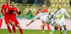 Liga I: Gaz Metan Mediaș - Dinamo București 1-2