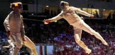 Echipa masculină de sabie a României a câștigat etapa de Cupă Mondială de la Budapesta