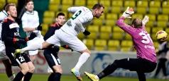 Liga I: Concordia Chiajna - Gaz Metan Mediaş, scor 2-0