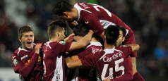 CFR Cluj s-a calificat în semifinalele Cupei României