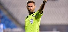 Alexandru Tudor va arbitra meciul CS Universitatea Craiova - Steaua Bucureşti