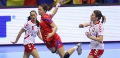 România debutează cu Norvegia la CE de handbal feminin
