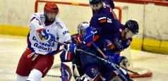 Steaua și Galațiul au câștigat primele meciuri în turneul de la Cârța