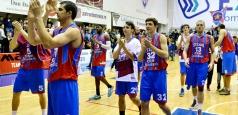Liga Națională: Steaua, la a noua victorie