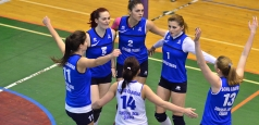 Divizia A1: CS U Cluj - SCM U Craiova 2-3
