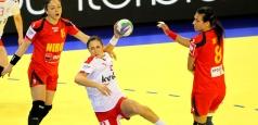 România-Danemarca, scor 29-29, în a doua partidă la CE