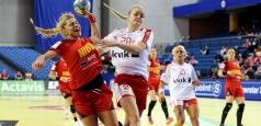 Adriana Nechita, înlocuită cu Aneta Pîrvuț în echipa României