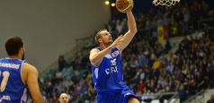 Energia Tg. Jiu, calificată în faza a doua a FIBA EuroChallenge