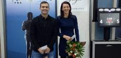 Tiberiu Dolniceanu, desemnat cel mai bun scrimer român al anului
