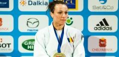 Andreea Chițu, sportiva anului la Federația Română de Judo