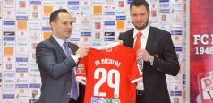 Marius Niculae s-a întors la Dinamo: Am ales cu sufletul, vreau să dau o mână de ajutor