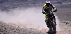 Raliul Dakar: Gyenes s-a clasat pe locul 23 în etapa a cincea