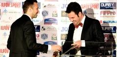 Lucian Sânmărtean, desemnat cel mai bun jucător român din 2014, la Gala AFAN