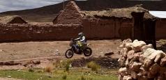 Raliul Dakar:  Gyenes s-a clasat pe locul 31 în etapa a 7-a