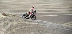 Raliul Dakar:  Gyenes, locul 30 în etapa a opta