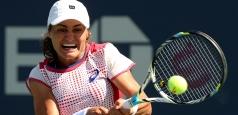 Monica Niculescu s-a calificat în sferturi de finală la dublu, la Hobart