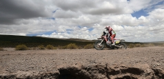 Raliul Dakar: Gyenes a terminat pe 28 în etapa a noua