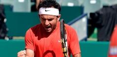 ATP Auckland: Mergea menține ritmul