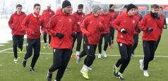 Dinamo a pierdut primul meci de pregătire din stagiul din Turcia