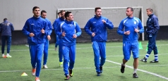Meci amical: CS U Craiova - Anji 0-1