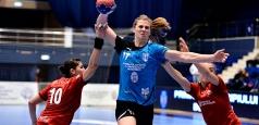 Rezultatele etapei a XVI-a a Ligii Naţionale de handbal feminin