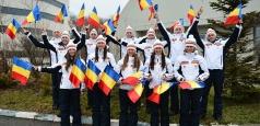 Echipa României a revenit de la Festivalul Olimpic al Tineretului European