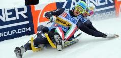 Sanie: România, locul 9 în proba masculină de dublu din concursul de Cupă Mondială de la Vatra Dornei