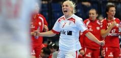 CSM București a transferat-o pe daneza Maria Fisker