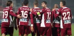 CFR Cluj, penalizată cu 24 de puncte de Comisia de Disciplină a FRF