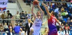 TOP 8 Balkan League: SCMU Craiova a cedat cu greu la Kumanovo