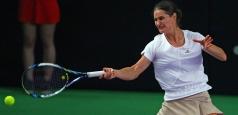 WTA Antwerp: Niculescu, în cursa pentru diamante