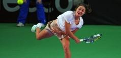 WTA Antwerp: Niculescu părăsește tabloul de simplu
