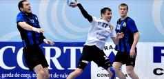 Cupa EHF: HCM Constanța - HC St Petersburg 25-25
