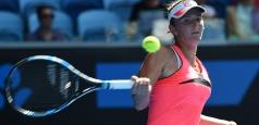 WTA Rio: Begu respectă statutul de favorită