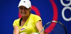 WTA Dubai: Niculescu, în sferturi la dublu
