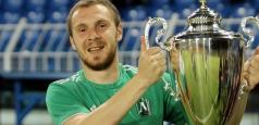 Cosmin Moţi, cel mai bun fundaş din campionatul Bulgariei în 2014